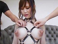 Babe, Big Nipples, Bondage, Japanese
