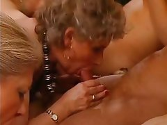Group Sex, Old and Young