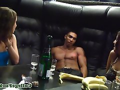 Group Sex, Teen, Student, Club