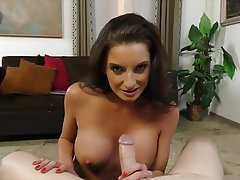 Big Boobs, Mature, Cumshot, Handjob