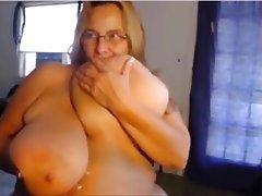 Big Boobs, Granny, Saggy Tits