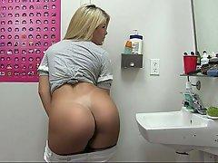 Amateur, Babe, Bathroom, Beauty