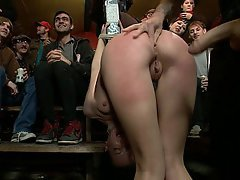 BDSM, Bondage, Brunette, Black