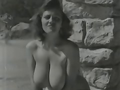 Amateur, Babe, Big Boobs, Vintage