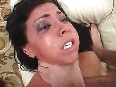 Anál, Krása, Černovlásky, Tvrdé sex