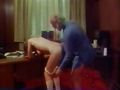 Cumshot, Hairy, Old and Young, Spanking