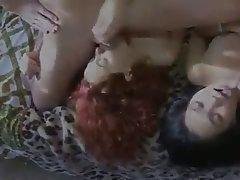 Asyalılar, Grup seks, Irklararası, Kızıl saçlı, Rusya