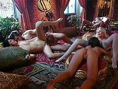 Anal, Babe, Group Sex, Italian