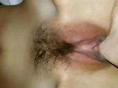 Asiaté, Detailní záběr, Orgasmus, Ženské stříkání