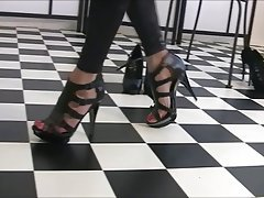 Amateur, Babe, Close Up, Foot Fetish