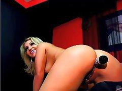 Anal, Big Boobs, Blonde, Webcam