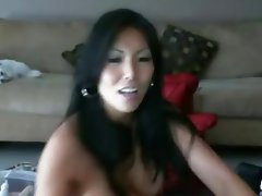 Asian, Masturbation, Squirt, Webcam