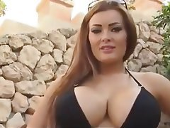 Big Boobs, Pornstar, POV